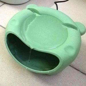 Yeni Sevimli Hayvan Otomatik Su Sebili Elektrik Oksijen Sirkülasyon Filtre Kedi Köpek Su Feeder Bowl İçme Çeşmesi