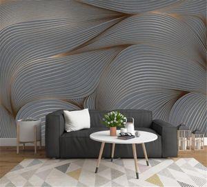 Discount For Cheap Wallpaper Geometric Abstract Line Digital Decorativo HD Decorativo Hermoso papel de pared