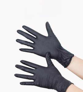 Baking 300Pc Plastic Clear Lady Home Glove Restaurant Tool Safety Garden Cleaning Security Gloves QA2SHG