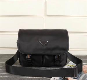 Livraison gratuite dans le monde entier classique paquet de luxe sac à bandoulière en cuir de vachette en cuir hommes meilleure qualité sac à main 769 taille 26 cm 19 cm 10 cm
