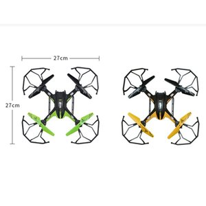 WIFI Drone 2.4Ghz 4CH 6 Axis 0.3MP FPV Aerial Aircraft Headless Mode 360 Degree Eversion Headless Mode RC Quadcopter with Camera