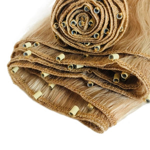 Micro Beads Link Thift Hair Extensions 100grams / PCS Beads Weave Weft Hot Selling
