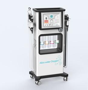 2020 7 في أليس سوبر فقاعة الأكسجين فقاعة آلة جمال الوجه 1multifunctional لرعاية جمال البشرة
