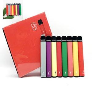 New Puff Bar Disposable Vape Pen 550mAh Battery 3.2ml Cartridge Empty Pod Device vs pop xtra Posh Plus disposable vape