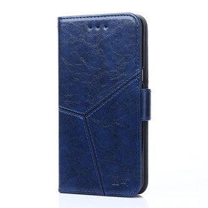 Leather Flip Phone Case For iPhone XSMAX XR 8P 7P Shockproof Wallet Phone Cover For iPhone 11 Pro MAX