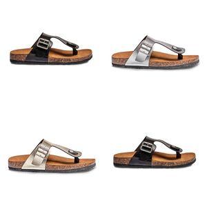 Mayarí Florida Arizona 2020 caliente verano de la venta mujeres de los hombres zapatillas sandalias de corcho pisos unisex zapatos casuales zapatillas de playa de tamaño 36-46