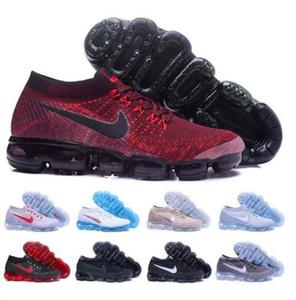 2020 Air 2.0 Maxes 1.0 Chaussures de course pour Athletic Formateurs Sport Hommes WomensVapormax Noir Outdoor Chaussures de sport Chaussure de marche en ligne avec