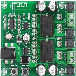 1pc/몫 Xh-Yamaha 증폭기 널을 위한 A351BT4.2HIFI20W+20W 입체 음향 디지털 방식으로 증폭기 널을 가공하는 이중 HD