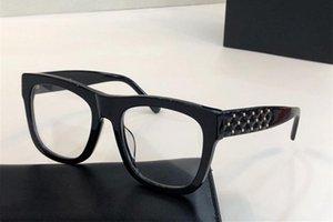 Retro Fashion Metal Frame Eyeglasse Leisure Frame Computer Woman Men Reading Eyewear UV Protection Clear Lens Glass Glasses Sheet Jbfgv