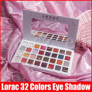 Composição lorac olho paleta da sombra 32 paleta de cores Shimmer Fosco Paleta de Sombra