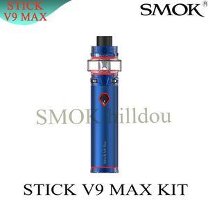 SMOK Stick V9 Max Kit Built-in 4000mAh Batteria con Stick V9 Max Tank New Power Master Exquisite Apparecchio Intelligent Light 100% Original