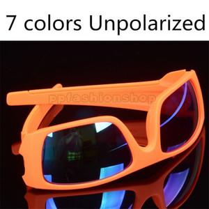 5962 marka polarize olmayan güneş gözlüğü klasik erkekler ve kadınlar gözlük sürme büyük çerçeve güneş gözlüğü renkli kare güneş gözlüğü