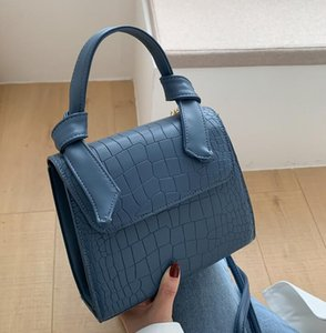 2020 Alligator Bag Small Women Shoulder Bags Wholesale Lady Mini Handbag PU Crossbody Bag