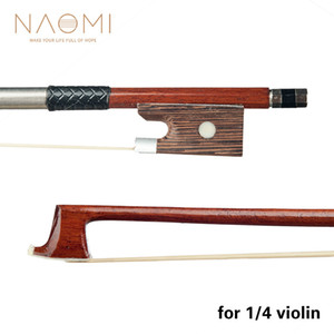 NAOMI 1 4 Violin Bow For Acoustic Violin   Fiddle 1 4 Bow For Student Beginner Violin Parts Accessories New