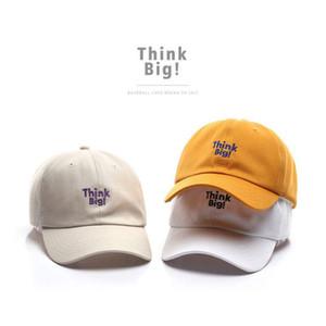 New Schirmmütze Baseballkappe C Brief Stickerei-Kappe justierbarer Baseball CapHip Hop Kappen für Männer und Frauen