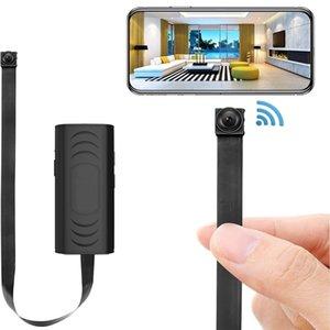 Mini macchina fotografica nascosta HUOMU Telecamere di sicurezza domestica 1080P HD senza fili Wi-Fi Remote View Camera Nanny Cam piccolo registratore