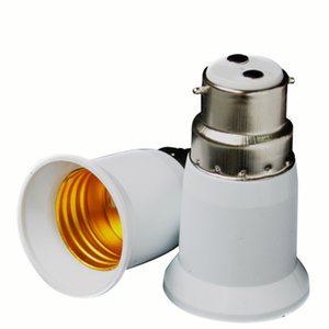 B22 to E27 Light Holder Converter 100-220V 3A B22 E27 Lamp Base Convertor Adapter
