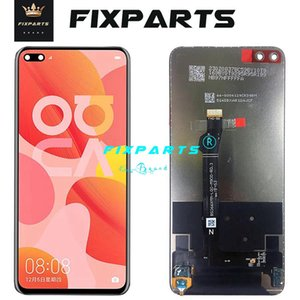Original Screen Huawei Honor V30 LCD Display Touch Screen Digitizer Honor View 30 Assembly Replacement Parts Huawei Nova 6 LCD