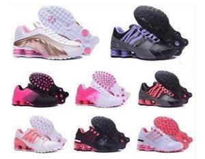 scarpe da donna viale fornire corrente NZ R4 802 808 donna delle donne scarpa da basket lo sport addestratori correnti scarpe da ginnastica di marca Sport Lady con box
