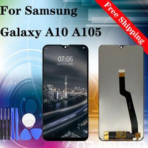 "Assembléia digitador de alta qualidade 6.2"" Original para Samsung Galaxy A10 A105 SM-A105F A105G A105M / DS LCD Touch Screen"