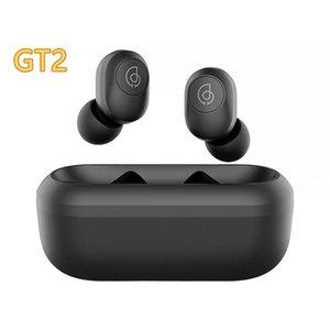 Orijinal Xiaomi Youpin Haylou GT1 Pro GT2 3D Kablosuz Bluetooth Stereo Kulaklık Otomatik Eşleştirme Mini TWS Tomurcuklar Kablosuz Earbuds