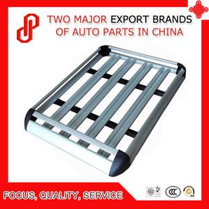Hochwertige Universal-Aluminiumlegierung 127 * 90cm 140 * 10 0cm 160x100cm Dachgepäckträger Gepäckträgerkorb für Auto mit Dachträger