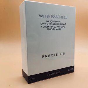 Известная марка C Белой Эссенциаль маски для лица концентрат концентрирует отбеливание сущности коды маски 0802 6pcs / набора