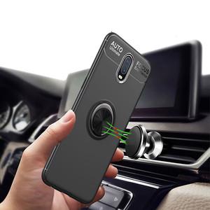 360 ständer halter auto montieren magnetfuß weiche tpu case abdeckung für xiaomi mi 9 se 9 t 8 explorer lite max note 3 f1 play cc9e anti-drop