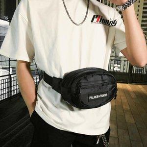 2019 neue Art-großvolumige Wallet Korean-style Fashion Schulter schiefer Beutel Paare Multifunktionales Brusttasche