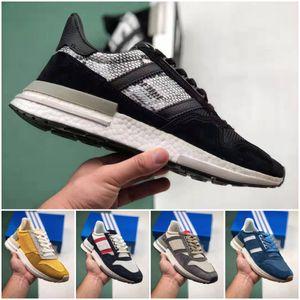 2019 NEW ZX500 RM Signal Schuhe Son Goku Kern schwarz weiß Laufschuhe Chaussures gleiche wie das Original Sport Sneake