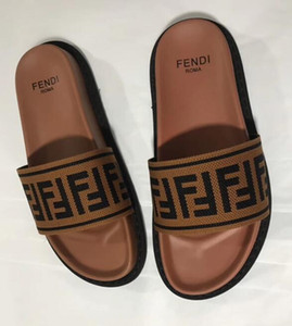 sandali scarpe da spiaggia in pelle donna peep toe ciabatte estive casuali delle nuove donne di modo di flip-flop DFF11273