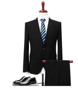 Giacca Pantaloni Maglia 3 Pezzi Vestito Da Uomo Slim Fit Usura Business Men Costume Da Sposa Mariage Men's Suits & Blazers Men's Clothing