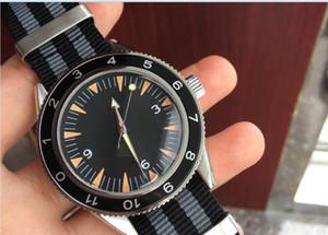 2019 Nouveau luxe mécanique hommes 300 Master Co-Axial 41mm Automatique Hommes Montres James Bond 007 Spectre Hommes Sport Montre-bracelet