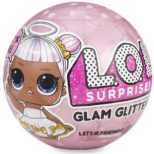 Hardcover LOL Surprise Doll Surprise Demolition Ball Guess Ball Blind Box Egg Girl Child Toy Demolition Includes rare styles brain game LOL