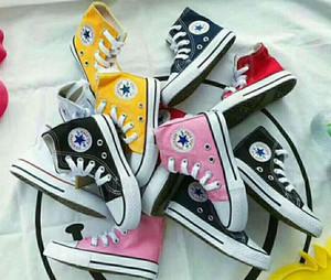 Yeni marka çocuk kanvas ayakkabılar moda yüksek - düşük ayakkabılar erkek ve kız spor kanvas çocuk ayakkabıları, BOYUT 24-34