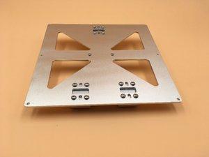 """Freeshipping 3 D peças de impressora Reprap Prusa i3 toda a liga de alumínio de metal Y Kit Placa de Transporte """"A"""" SCV8UU com suporte da correia dentada"""