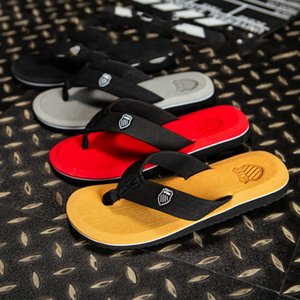 2020 New Men Shoes Summer Men Flip Flops High Quality Beach Sandals Anti-slip Zapatos Hombre Casual Shoes