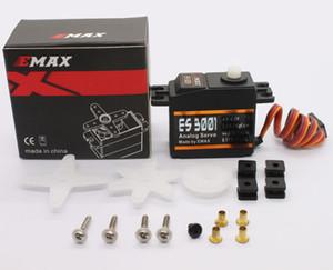 총 20 대 로트 ES3001 (37g) RC 비행기 헬리콥터 보트 용 표준 서보 고효율 EMAX 박스 무료 배송