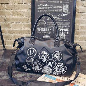 Unisex Bolsas portátil Designer Malas de Viagem Esportes Academias Duffle Bag Homens e Mulheres General Curta Distância Bolsas Ombro Crossbody Bag