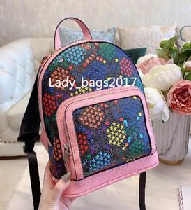 Newset 다채로운 캔디 가방 버킷 가방 진짜 가죽 여성 핸드백 진짜 가죽 지갑 크로스 바디 어깨 메신저 가방