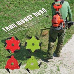 Débroussailleuse dents 3/6 65mn pelouse Coupe-herbe multifonction pratique pratique Head Lames Tondeuse Lames