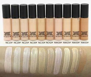 New Makeup Concealer Liquid Foundation PRO LONGWEAR CONCEALER CACHE-CERNES 9ML Free Shipping