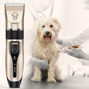 Les derniers 4 paquets, tondeuses chien de rasoir en peluche chat coupe tondeuse à cheveux professionnel poils de chien à raser, rasoir automatique pour animaux