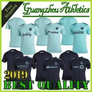parley x 2019 2020 MLS ATLANTA UNITED LAFC LA GALAXY SEATTLE SOUNDER NEW YORK CITY TORONTO DC Fußball Jersey Camisa de futebol Fußball-Hemd