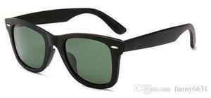 Verão mais novo Moda ao ar livre polarizada óculos de sol Para Homens e Mulheres Esporte unisex óculos de Sol Preto Quadro Óculos De Sol 52mm NAVIO LIVRE