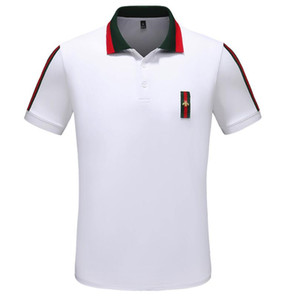 champion Embroidery Clothing Mens Brand Polo Shirt Spring Luxury Italy Tee T-Shirt Designer Polo Shirts High Street