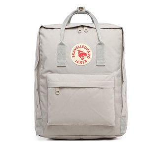 New Multicolor Fjallraven Classic Edition Backpacks Large Capacity Canvas Bags Fashion Waterproof Students Computer Bags Laptop Backpa #QA610