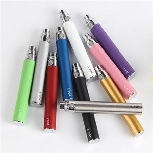 Multiple Color 510 Thread Vape device E Cigarette Rechargeable Vape Battery Pen Ego-T For CE4 CE5