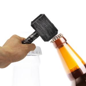 Thor Hammer Opener Beer Can Bottle Opener Creativo Vintage Bottiglia di Birra Chiave per Cena Party Bar Aperture Strumento Regalo di Modo DBC DH0953