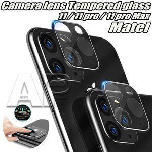 Full Cover Protector fotocamera lente Cristallo per Iphone 11 Pro schermo Max XS XR con l'imballaggio al